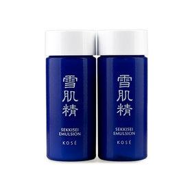 แพ็คคู่ Kose Sekkisei Emulsion (20mlx2pcs)