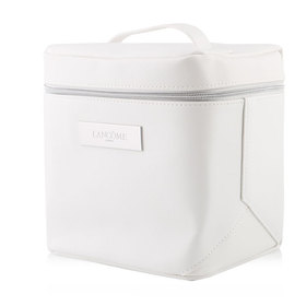 Lancome Cosmetic White Bag (Square)