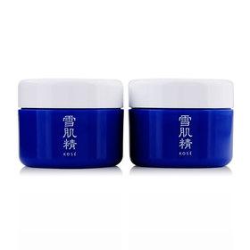 แพ็คคู่ Kose Sekkisei Cleansing Cream (19mlx2pcs)