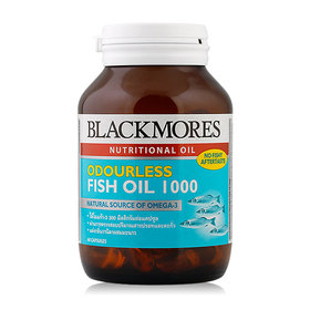 Blackmores Odourless Fish Oil 1000 (60 Tablets)