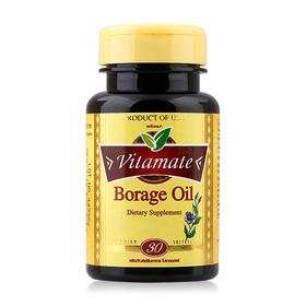 Vitamate Borage Oil (30 Softgels)