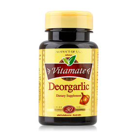 Vitamate Deorgarlic (30 Tablets)