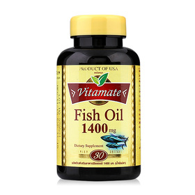 Vitamate Fish Oil 1400mg (30 Softgels)