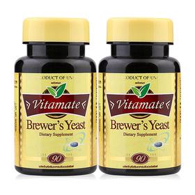 ซื้อ 1 แถม 1 Brewer's Yeast 500 mg (90 Softgelsx2)