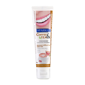 Sparkle Coffee&Tea Drinkers White Toothpaste 90g