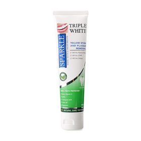 Sparkle Triple White Toothpaste 100g