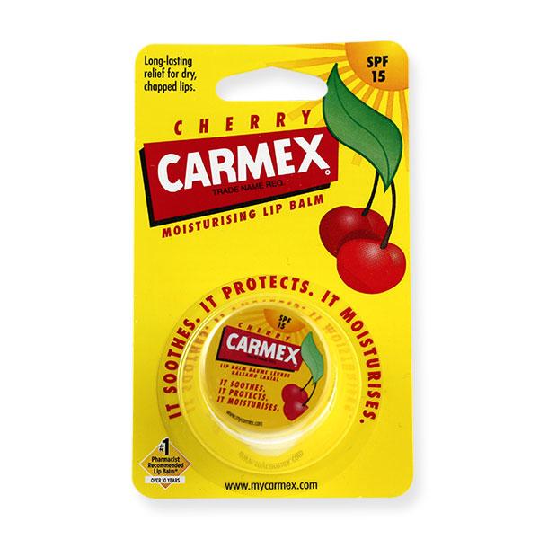 Carmex+Moisturizing+Lip+Balm+SPF15+7.5g+%23Cherry