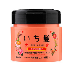 Ichikami Moisturizing Hair Treatment Mask 180g