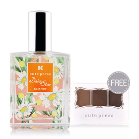 Cute Press Daisy Star EDT 60ml (Free Color Fantasy Eyebrow Powder 1.5g 1pcs)
