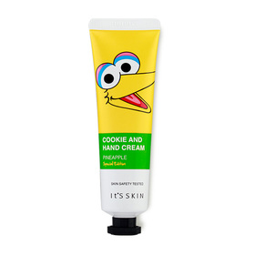 It's Skin Cookie And Hand Cream 30g #05 Pineapple Special Edition