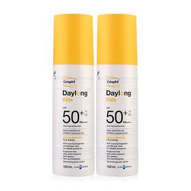 ซื้อ 1 แถม 1 Cetaphil Daylong Kids SPF 50+ Lotion (150mlx2)