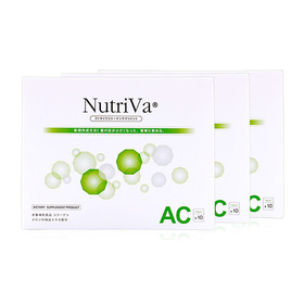 Set Nutriva AC Dietary Supplement Product (10 Tablet x 3)
