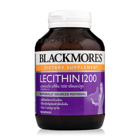 Blackmore Food Lecithin 1200 MG (100 Tablets)