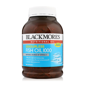 Blackmores Odourless Fish Oil (400 Tablets)