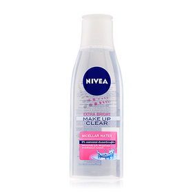 NIVEA Extra Bright Make Up Clear  Micellar Water 200ml