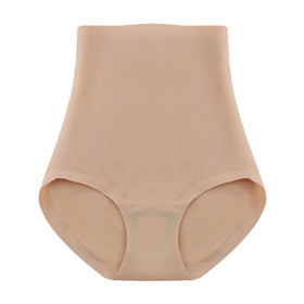Top Slim Fitting Size L #Nude