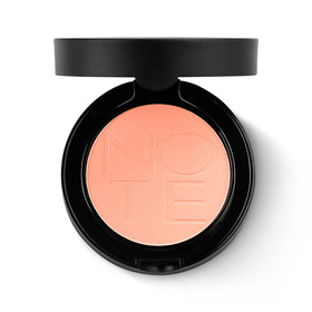 Note Luminous Silk Compact Blusher 5.5g #04 Soft Peach