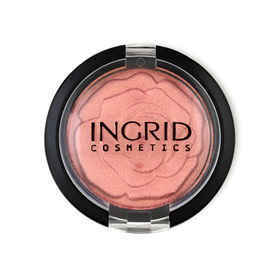 Ingrid Cosmetic Satin Touch HD Beauty Blush Powder 3.5g #13