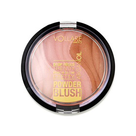 Vollare' Cosmetics Argan Oil Powder Blush 7g #2