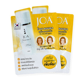 แพ็คคู่ JOA Collagen Ampoule (7.5ml x 2) (สินค้านี้ไม่ร่วมรายการซื้อ 2 ชิ้นฟรีค่าจัดส่ง)