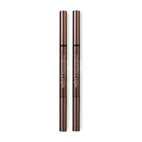 ซื้อ 1 แถมฟรี 1 Bisous Bisous Eyebrow Expert Shaping & Defining #3 Burgundy Brown