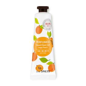 The Saem Hand Clean Gel 30ml #Sugar Peach