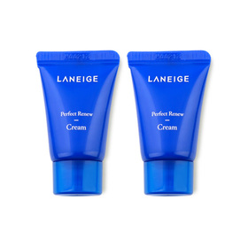 แพ็คคู่ Laneige Perfect Renew Cream (10mlx2pcs)