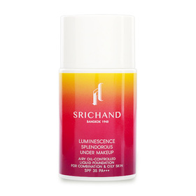 Srichand Luminescence Splendorous Under Makeup SPF35/PA+++ 30ml #SC40 Warm Natural