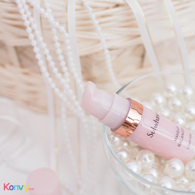 Sulwhasoo Makeup Balancer SPF25 PA++ 8ml #01 Light Pink_3