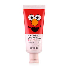 It's Skin Sesame Street Macaron Sugar Base Special Edition 35ml #Pink Chou