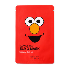 It's Skin Sesame Street Elmo Mask Sheet Special Edition 20ml