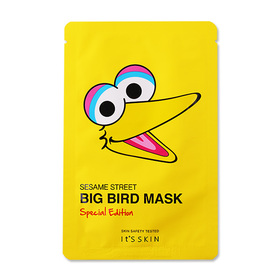 It's Skin Sesame Street Big Bird Mask Sheet Special Edition 20ml
