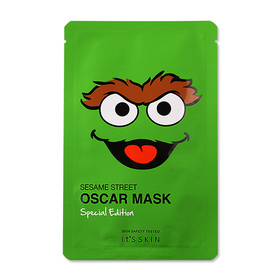 It's Skin Sesame Street Oscar Mask Sheet Special Edition 20ml