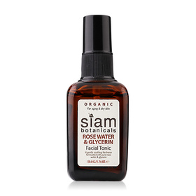 Siam Botanicals Organic Rose Water & Glycerin Facial Tonic 50g