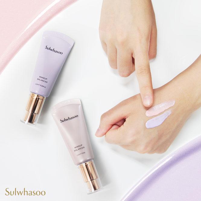 Sulwhasoo Makeup Balancer SPF25 PA++ 8ml #01 Light Pink_1