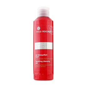 Yves Rocher Serum Vegetal Smoothing Cleansing Milk 200ml
