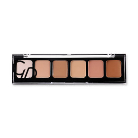 Golden Rose Correct & Conceal Concealer Cream Palette #01 Light To Medium
