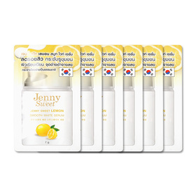 Jenny Sweet Lemon Smooth White Serum Set (7g x 6)