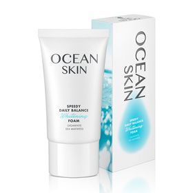 Ocean Skin Speedy Daily Balance Whitening Foam 50ml