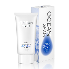 Ocean Skin Speedy Daily Balance Anti-Acne Foam 150ml