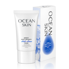Ocean Skin Speedy Daily Balance Anti-Acne Foam 50ml