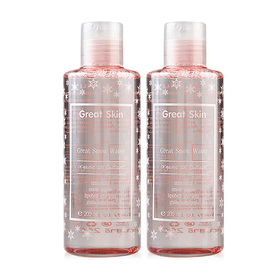 แพ็คคู่ Great Snow Cleansing Water Organic Micellar (200ml x 2)