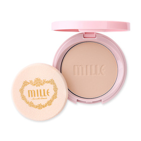 Mille Extra Matte Coverage Babyface 2 Way Powder Oil-Control SPF22/PA++ 11g #01 Light