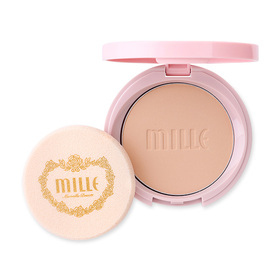 Mille Extra Matte Coverage Babyface 2 Way Powder Oil-Control SPF22/PA++ 11g #02 Natural