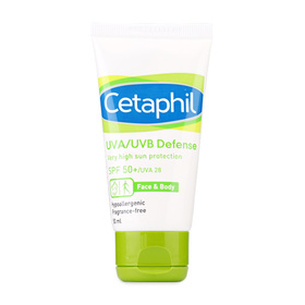 Cetaphil UVA/UVB Defense SPF50+ 50g
