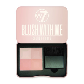 W7 Blush With Me Colour Cubes 8.5g #Getting Hitched