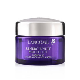 Lancome Renergie Nuit Multi-Lift Creme For Face & Neck 15ml