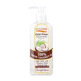 P.O. Care 100% Virgin Coconut Oil 250ml
