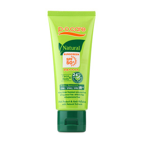 P.O. Care Natural Sun Screen SPF50+/PA++++ 70ml