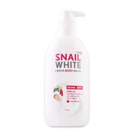 Snailwhite Cream Body Wash Natural White 500ml